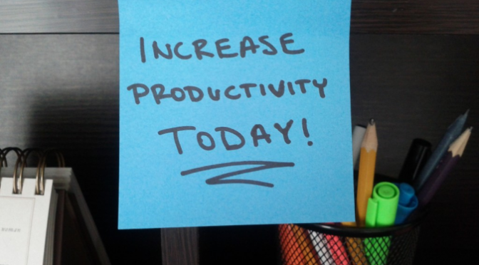 Insane Productivity